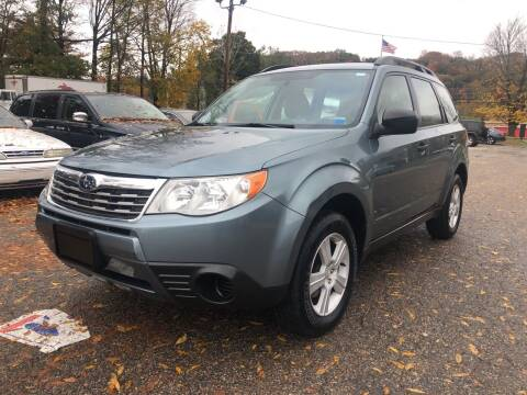 2010 Subaru Forester for sale at Used Cars 4 You in Serving NY