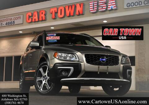 2015 Volvo XC70 for sale at Car Town USA in Attleboro MA