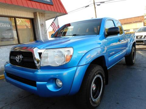 2011 Toyota Tacoma for sale at Super Sports & Imports in Jonesville NC