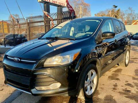 2013 Ford Escape for sale at Gus's Used Auto Sales in Detroit MI