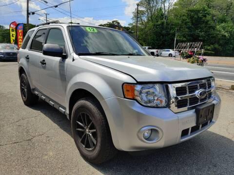 2012 Ford Escape for sale at Porcelli Auto Sales in West Warwick RI