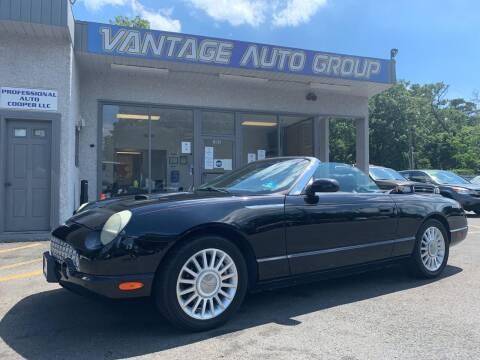 2005 Ford Thunderbird for sale at Vantage Auto Group in Brick NJ