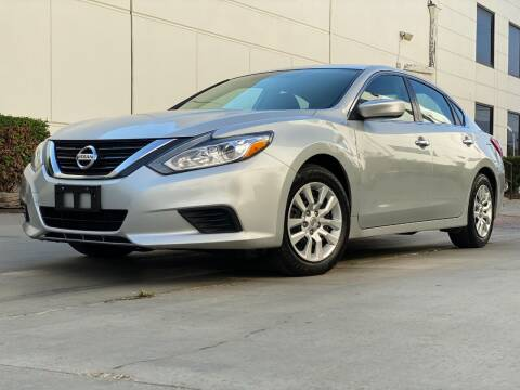 2016 Nissan Altima for sale at New City Auto - Retail Inventory in South El Monte CA