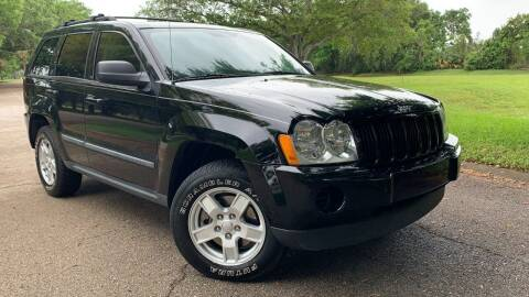 2007 Jeep Grand Cherokee for sale at FLORIDA MIDO MOTORS INC in Tampa FL