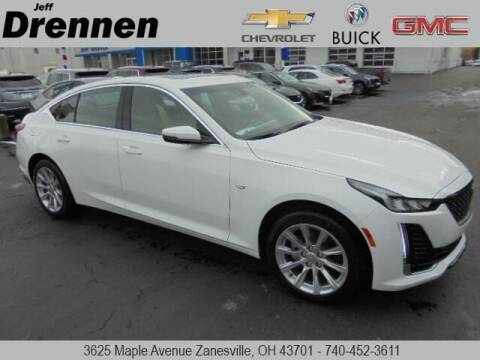 2021 Cadillac CT5 for sale at Jeff Drennen GM Superstore in Zanesville OH
