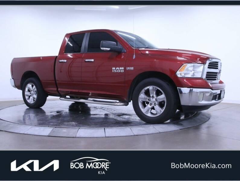 2013 RAM Ram Pickup 1500 for sale at Bob Moore Kia in Oklahoma City OK
