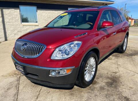 2012 Buick Enclave for sale at Auto House of Bloomington in Bloomington IL