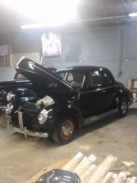 1940 Ford Deluxe for sale at Johns Auto Sales in Tunnel Hill GA