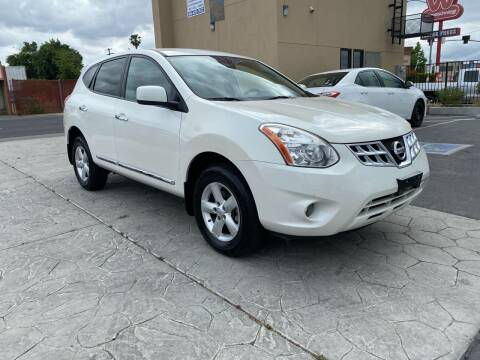 2013 Nissan Rogue for sale at Exceptional Motors in Sacramento CA