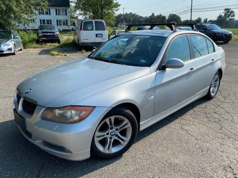 2008 BMW 3 Series for sale at East Windsor Auto in East Windsor CT