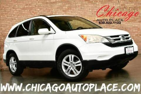 2010 Honda CR-V for sale at Chicago Auto Place in Bensenville IL