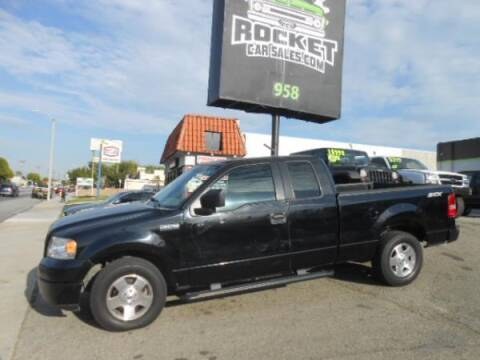 2006 Ford F-150 for sale at Rocket Car sales in Covina CA