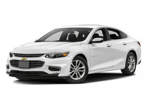 2017 Chevrolet Malibu for sale at QUALITY MOTORS in Salmon ID