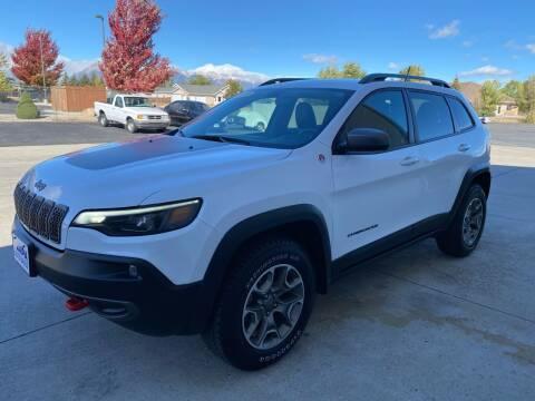 2020 Jeep Cherokee for sale at Salida Auto Sales in Salida CO