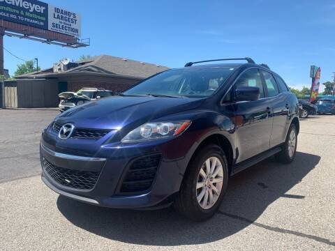 2011 Mazda CX-7 for sale at Boise Motorz in Boise ID