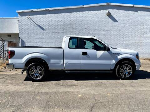 2014 Ford F-150 for sale at Smart Chevrolet in Madison NC