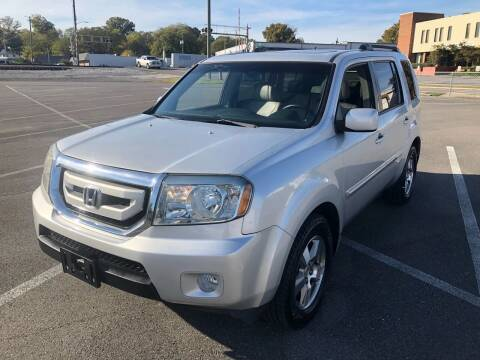 2009 Honda Pilot for sale at Diana Rico LLC in Dalton GA