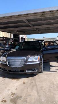2012 Chrysler 300 for sale at BSA Used Cars in Pasadena TX