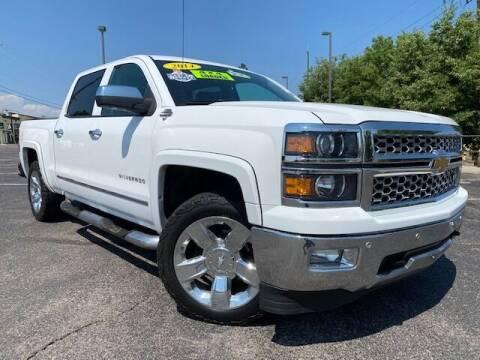 2014 Chevrolet Silverado 1500 for sale at UNITED Automotive in Denver CO