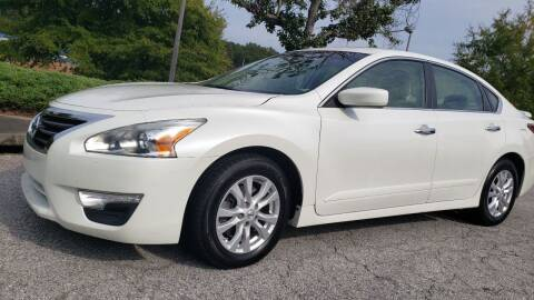2015 Nissan Altima for sale at Chris Motors in Decatur GA