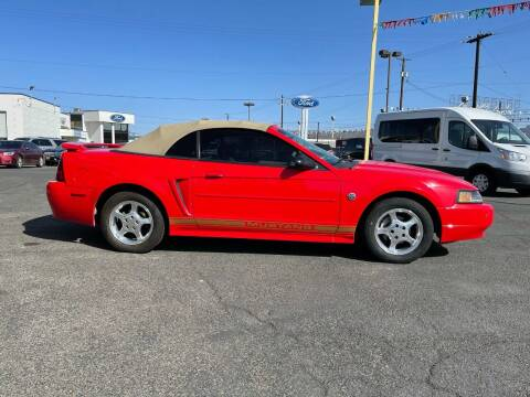 2004 Ford Mustang for sale at Better All Auto Sales in Yakima WA