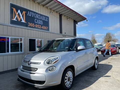 2014 FIAT 500L for sale at M & A Affordable Cars in Vancouver WA