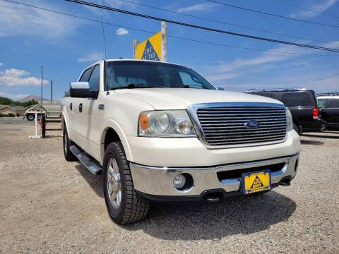 2007 Ford F-150 for sale at Auto Depot in Carson City NV
