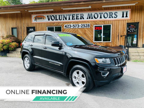 2015 Jeep Grand Cherokee for sale at Kerwin's Volunteer Motors in Bristol TN