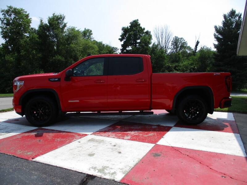 2019 GMC Sierra 1500 for sale at TEAM ANDERSON AUTO GROUP INC in Richmond IN