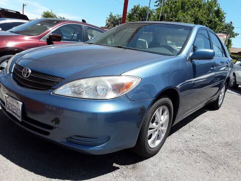 2004 Toyota Camry for sale at Auto Emporium in Wilmington CA