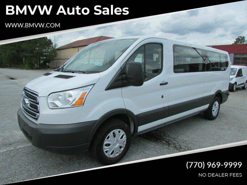 2018 Ford Transit Passenger for sale at BMVW Auto Sales in Union City GA