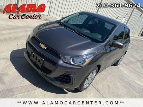 2016 Chevrolet Spark for sale at Alamo Car Center in San Antonio TX