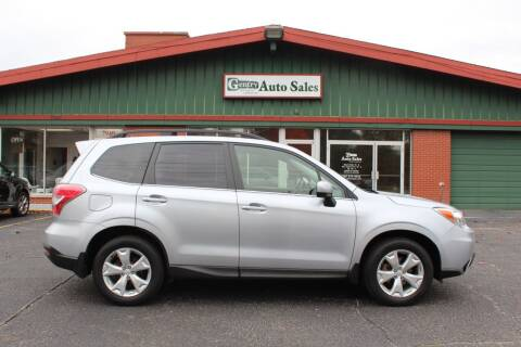 2014 Subaru Forester for sale at Gentry Auto Sales in Portage MI