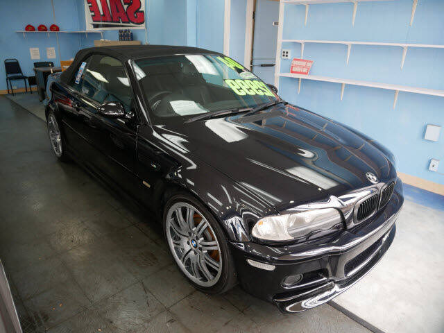 2004 BMW M3 for sale at M & R Auto Sales INC. in North Plainfield NJ