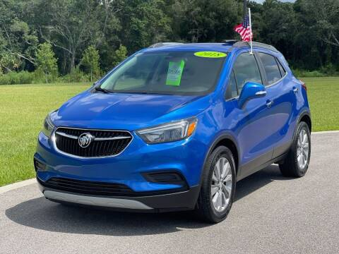 2018 Buick Encore for sale at GENESIS AUTO SALES in Port Charlotte FL