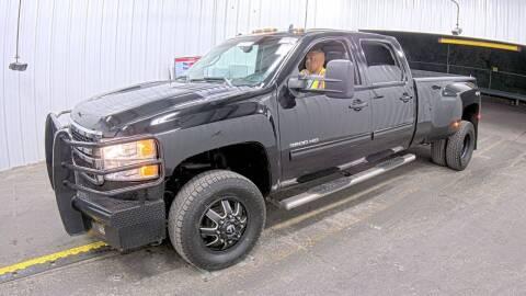 2013 Chevrolet Silverado 3500HD for sale at Revolution Auto Group in Idaho Falls ID