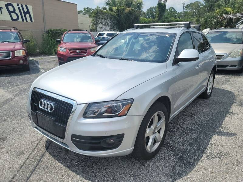2010 Audi Q5 for sale at Castle Used Cars in Jacksonville FL