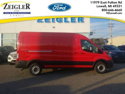 2020 Ford Transit Cargo for sale at Zeigler Ford of Plainwell- michael davis in Plainwell MI