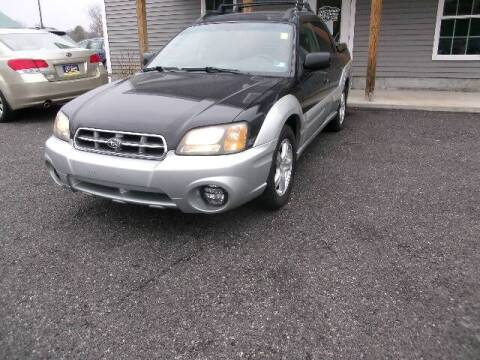 2003 Subaru Baja for sale at Lakes Region Auto Source LLC in New Durham NH