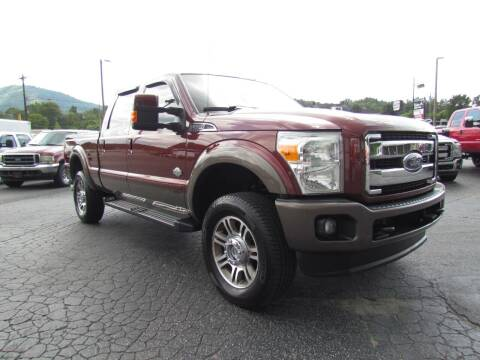 2015 Ford F-250 Super Duty for sale at Hibriten Auto Mart in Lenoir NC