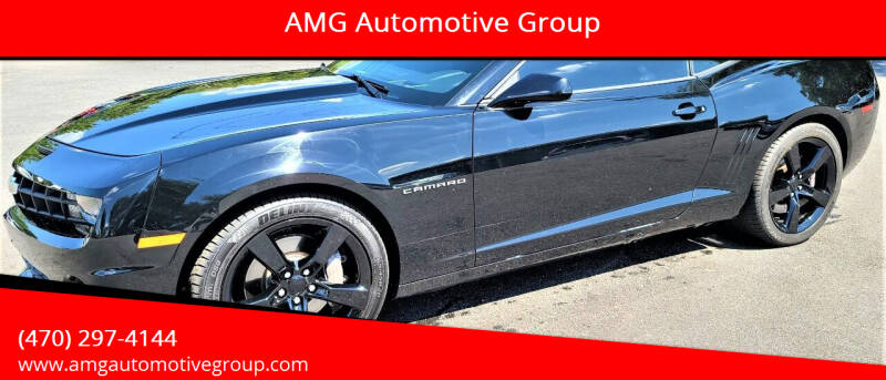 2012 Chevrolet Camaro for sale at AMG Automotive Group in Cumming GA