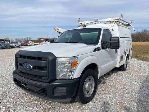 2013 Ford F-350 Super Duty for sale at Champion Motorcars in Springdale AR