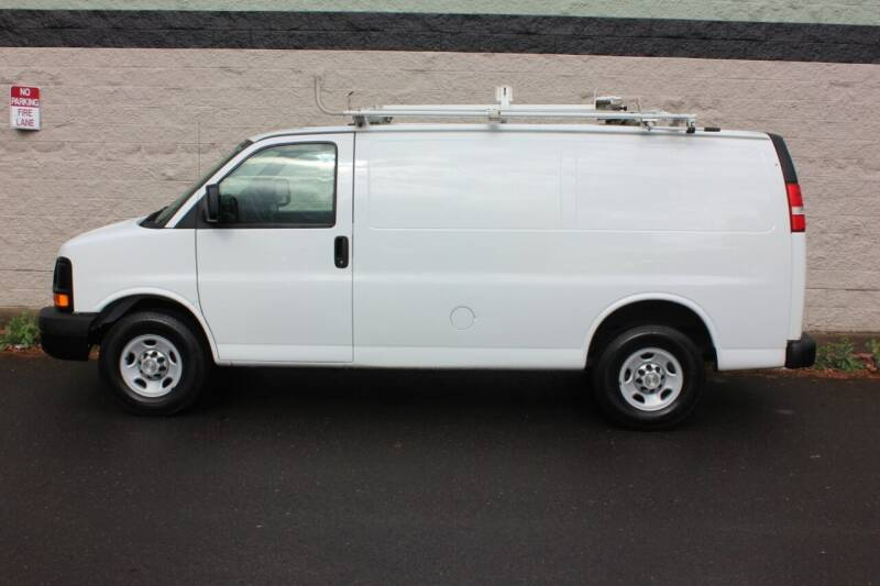 2011 Chevrolet Express Cargo for sale at Al Hutchinson Auto Center in Corvallis OR