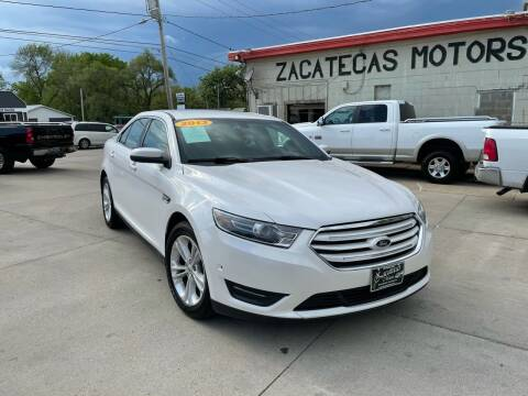 2013 Ford Taurus for sale at Zacatecas Motors Corp in Des Moines IA