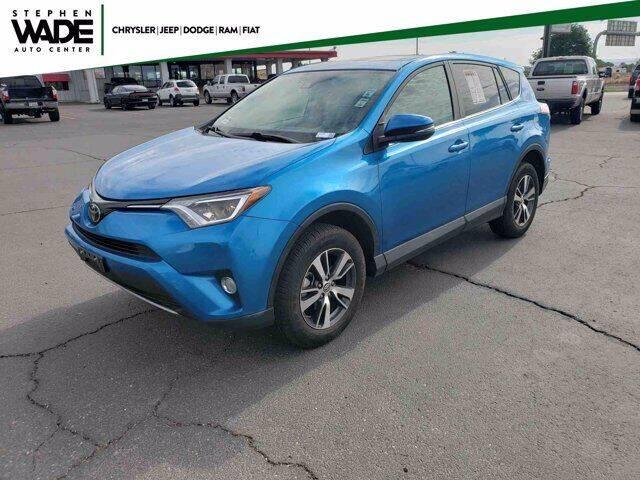2017 Toyota RAV4 for sale at Stephen Wade Pre-Owned Supercenter in Saint George UT