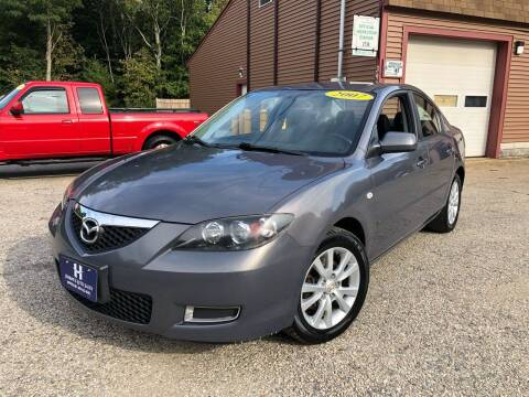 2007 Mazda MAZDA3 for sale at Hornes Auto Sales LLC in Epping NH