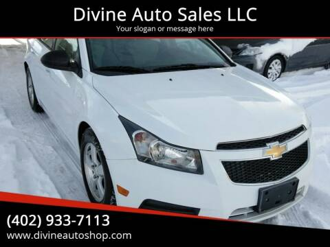 2014 Chevrolet Cruze for sale at Divine Auto Sales LLC in Omaha NE