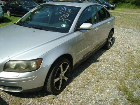 2005 Volvo S40 for sale at Branch Avenue Auto Auction in Clinton MD
