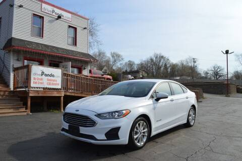 2019 Ford Fusion Hybrid for sale at DrivePanda.com Joliet in Joliet IL