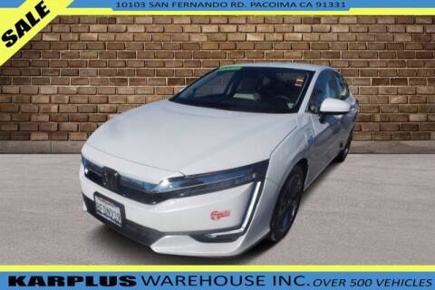 2018 Honda Clarity Plug-In Hybrid for sale at Karplus Warehouse in Pacoima CA